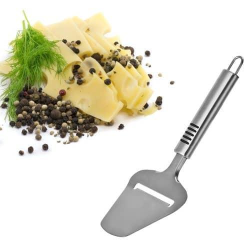 Кухонный нож-лопатка-слайсер для нарезки сыра