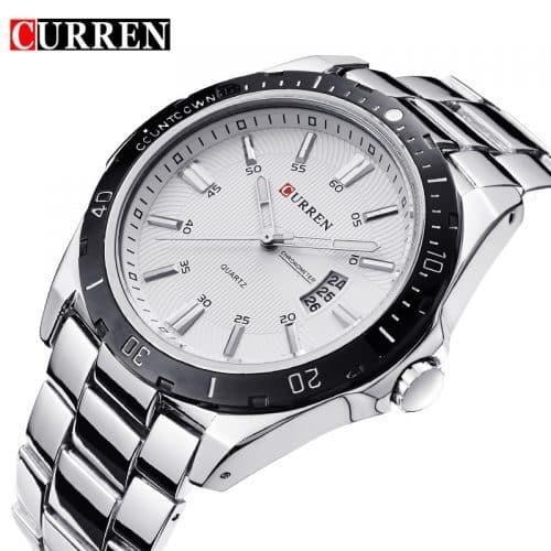Мужские кварцевые наручные часы Curren