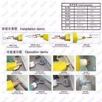 Набор для точечной сварки (Набор инструментов для кузовного ремонта автомобиля)