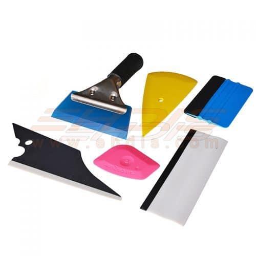 Набор инструментов для тонирования стекол автомобиля