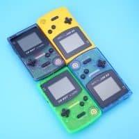 Nintendo Game Boy Color портативная карманная ретро приставка с поддержкой картриджей