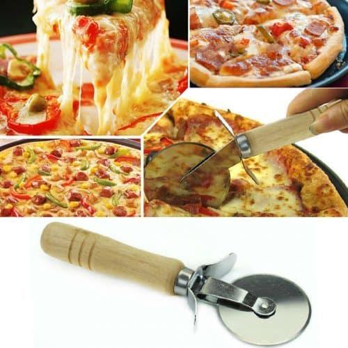 Нож-ролик для резки пиццы