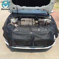 Покрывало для защиты ЛКП при ремонте автомобиля