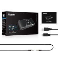 Портативная беспроводная Bluetooth колонка Bluedio TS3