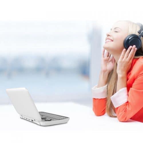 Портативная игровая ручная консоль мини-ноутбук GPD Win X7 Z8750