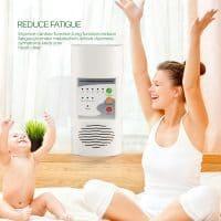 Портативный очиститель-ионизатор воздуха для квартиры