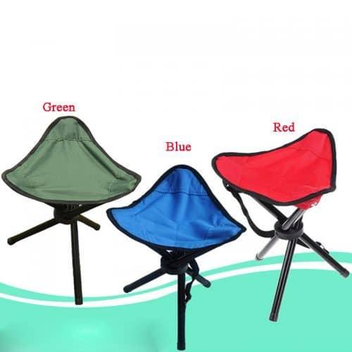 Портативный складной туристический стул для пикника, рыбалки