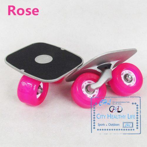 Роликовые коньки Дрифт скейт (drift skate)