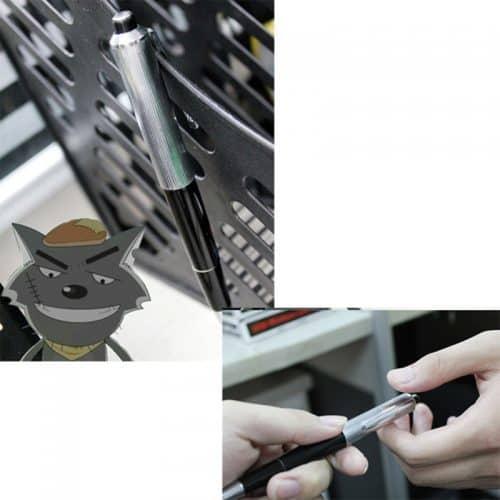 Шариковая ручка шокер бьющая электрическим током