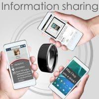 Смарт кольцо Smart Ring Jakcom R3, R3f, Mj02
