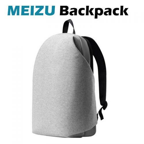 Водонепроницаемый рюкзак Meizu для ноутбука (серый, черный)