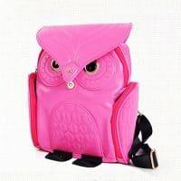 Женский рюкзак в виде совы