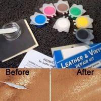 Жидкая кожа набор для ремонта кожаных изделий