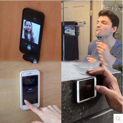 Антигравитационный чехол-бампер для телефонов айфон (iPhone) 5, 6, 7, Samsung, Huawei