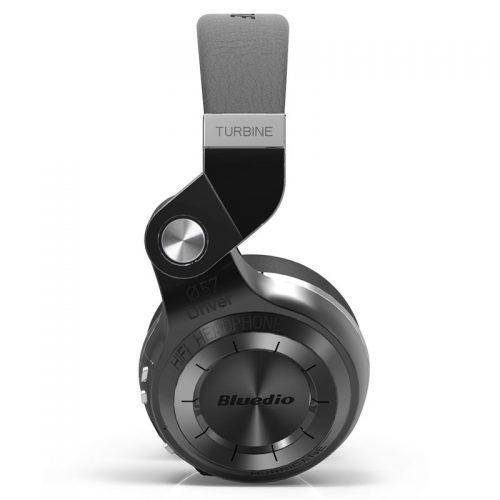 Bluedio T2S Беспроводные накладные качественные стильные складные Bluetooth стерео наушники-гарнитура