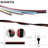 Декоративные накладки ленты для стайлинга салона автомобиля