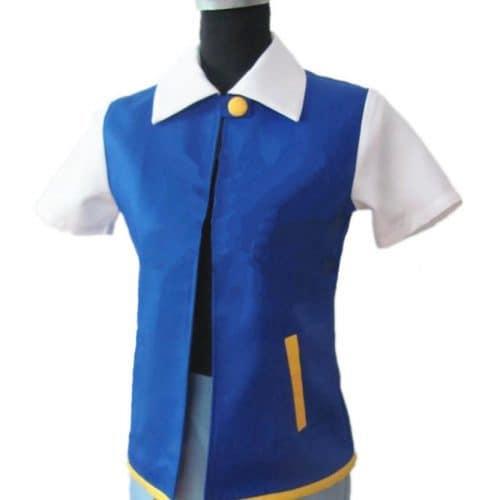 Косплей костюм Эш Кетчум из аниме Покемон
