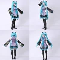 Косплей костюм Мику Хатсуне