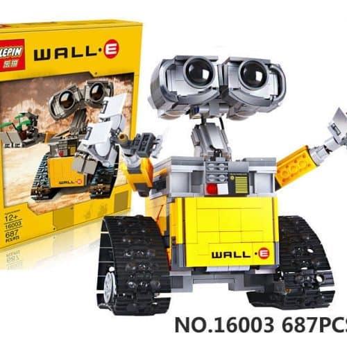Lepin 16003 конструктор Wall E на 678 деталей