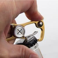 Многофункциональный спиннер-открывашка-брелок hand spinner пальчиковая игрушка-антистресс на подшипнике