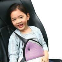 Мягкая накладка на ремень безопасности для детей в машину
