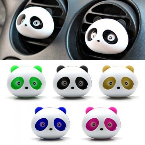 Освежитель ароматизатор воздуха в виде панды в машину