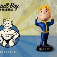 Пупсы фигурки Vault Boy из игры Fallout
