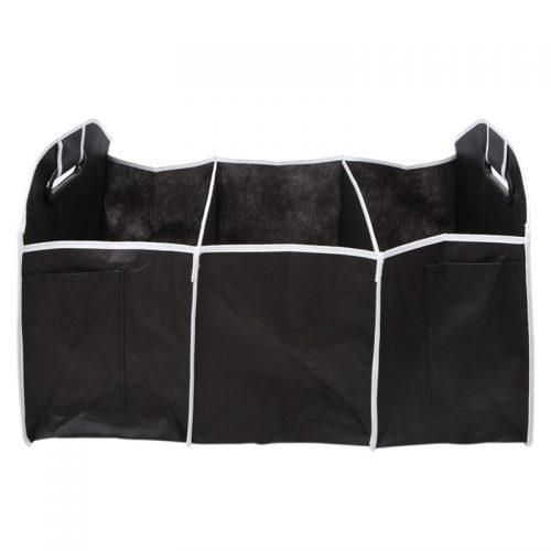 Складная сумка органайзер в багажник автомобиля