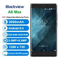 Смартфон Blackview A8 Max / Blackview A9 Pro 5.5″ 2 Gb 16 Gb MTK6737 Quad Core