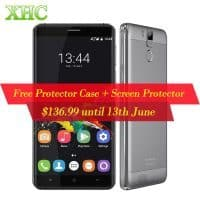Смартфон OUKITEL K6000 Pro 5.5″ LTE 4G 32 GB MTK6753 6000 мАч silver/gray/gold