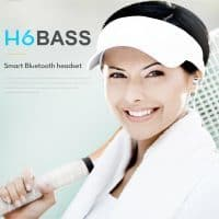 Sound Intone H6 Вакуумные спортивные беспроводные качественные магнитные Bluetooth наушники-вкладыши-гарнитура с микрофоном