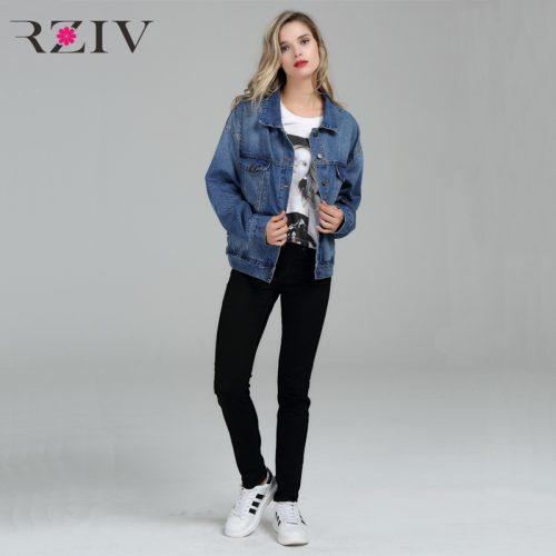 Женская джинсовая куртка с вышивкой фламинго на спине