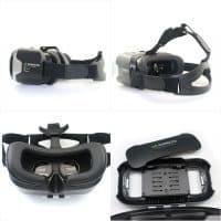 3d очки виртуальной реальности VR Shinecon + пульт дистанционного управления