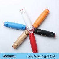 Настольная игрушка антистресс палка бочонок fidget spinner mokuru