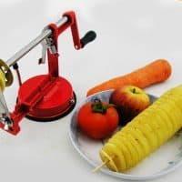 Аппарат-приспособление-станок для нарезки картофельных чипсов