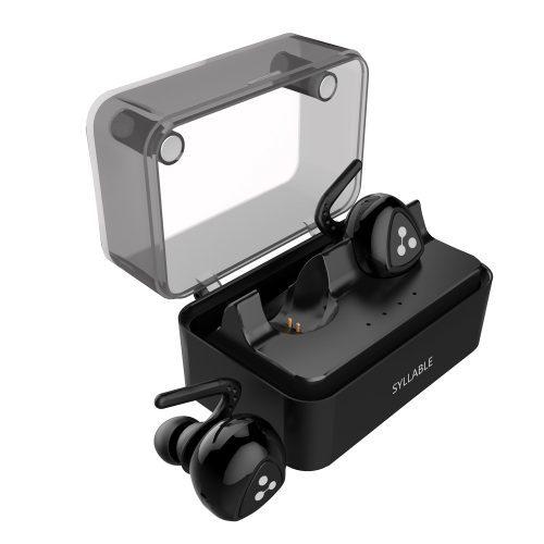 Беспроводные стерео Bluetooth мини наушники-вкладыши-гарнитура с микрофоном Syllable D900