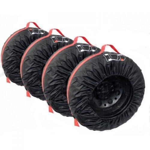 Чехлы для хранения автомобильных шин (в наборе 4 шт.)