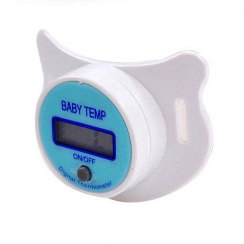 Детский цифровой электронный термометр-соска-пустышка