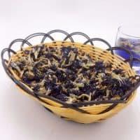 Голубой чай Clitoria Ternatea