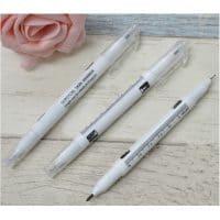 Хирургический маркер-ручка для разметки тату, фрихенда, микроблейдинга бровей (в наборе 5 шт.)