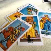 Игральные карты Таро
