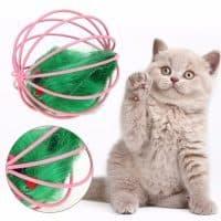 Топ 15 самых популярных игрушек для кошек на Алиэкспресс в России 2017 - место 15 - фото 6