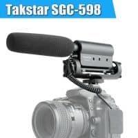 Микрофон-пушка Takstar SGC 598 для видеокамеры