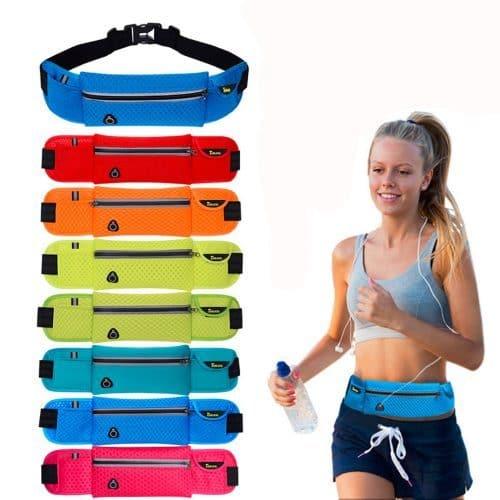 Многофункциональная спортивная сумка для телефона для бега на пояс