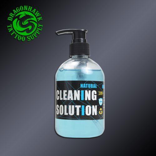 Очищающий тату раствор Natural Cleaning Solution 350 мл