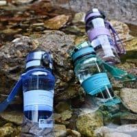Топ 19 самых популярных бутылок для воды на Алиэкспресс в России 2017 - место 1 - фото 3