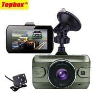 Podofo 3.0″ автомобильный видеорегистратор с камерой заднего вида Full HD 1080 P