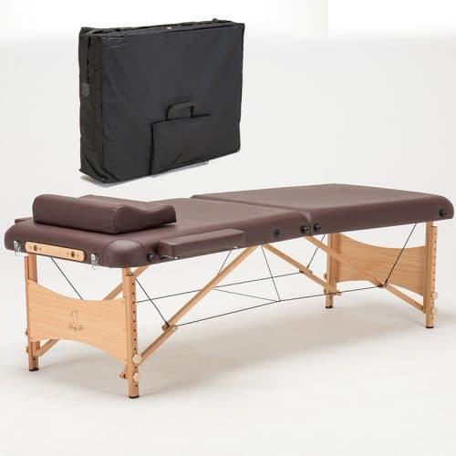 Портативная складная кушетка для тату салона, массажа