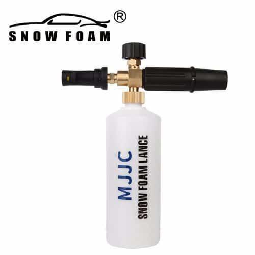 Ручной пеногенератор для мойки авто MJJC