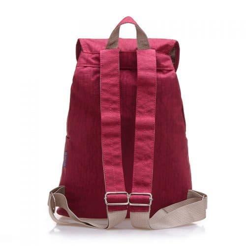 Рюкзак женский молодежный тканевый водонепроницаемый из нейлона для путешествий